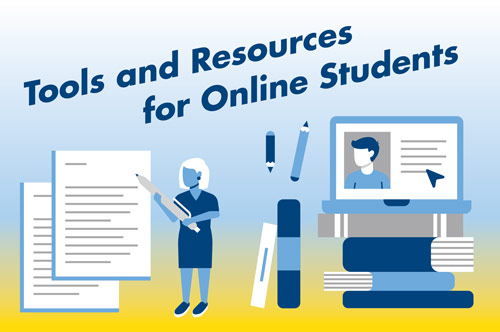 Tools and Resources for Online Students