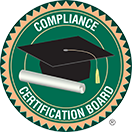 Compliance Certification Board (CCB Exam Eligibility) badge