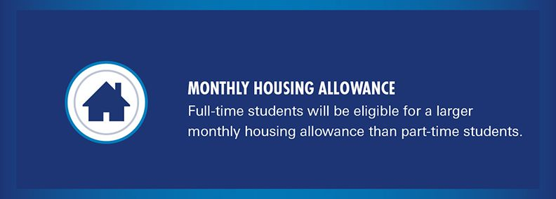 gi bill housing allowance