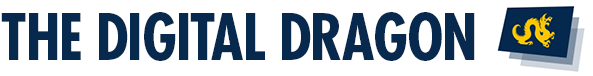 Drexel University Online's Digital Drag Blog – The Digital Dragon logo